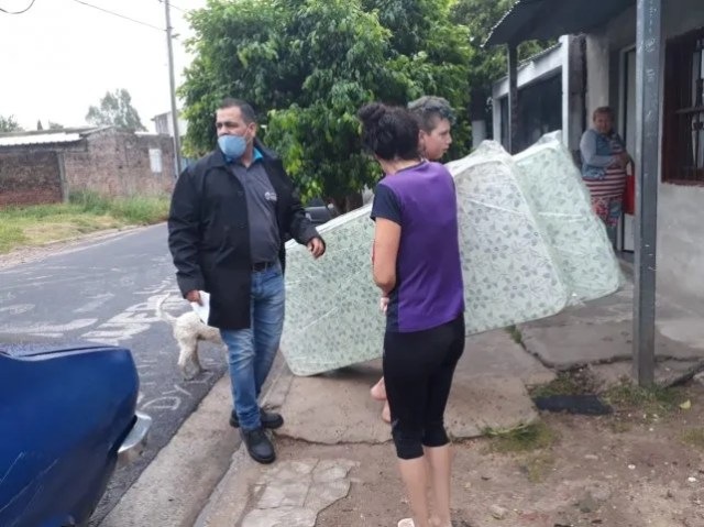 Asistencia Municipal en Paraná