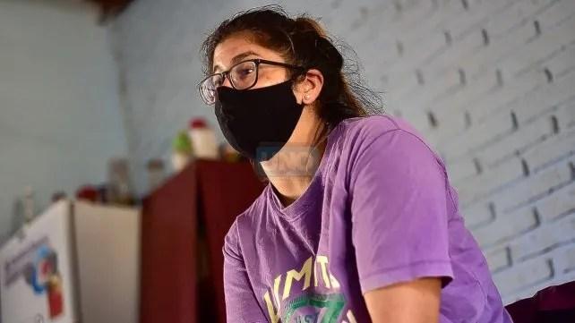 Rita contó a UNO la violencia que sufrió en su propia casa, en un encierro y soportando golpes.