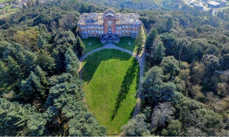 Risultati immagini per castello di Sammezzano