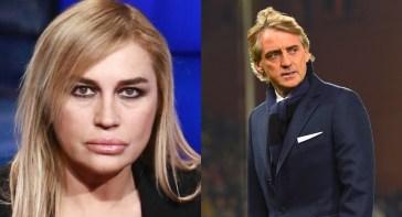"""Lory Del Santo e la """"notte magica"""" con Roberto Mancini: «Scelsi tra lui e Vialli»"""