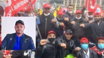 Camion forza il blocco stradale durante uno sciopero: sindacalista travolto e ucciso