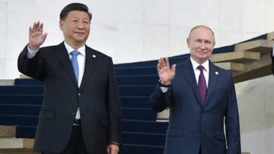 Vladimir Putin y Xi Jinping: Geopolítica y negocios.