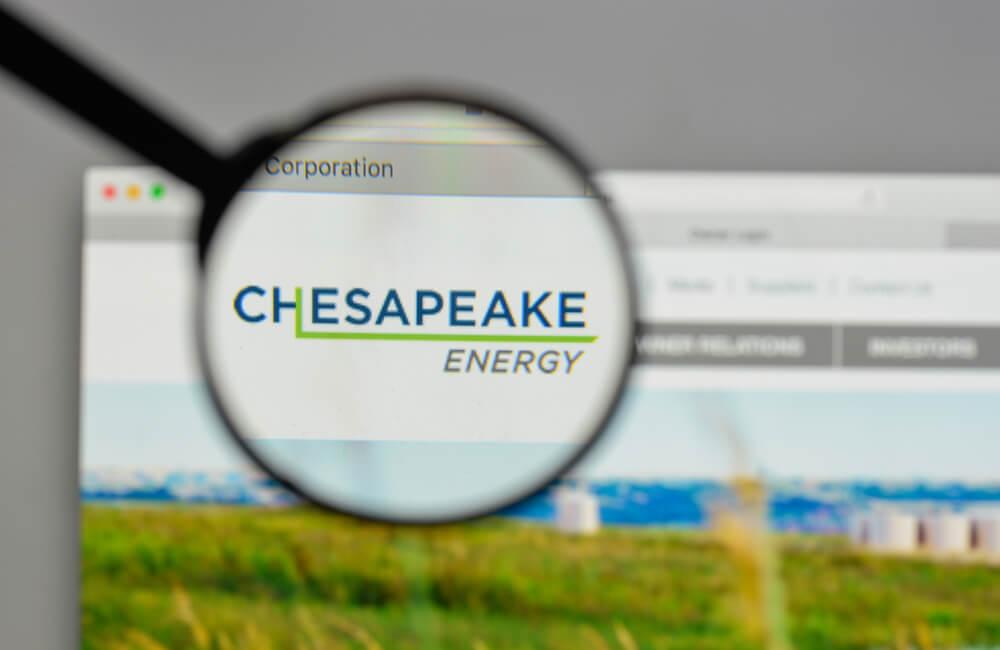 Chesapeake Energy Corp © Casimiro PT / Shutterstock.com