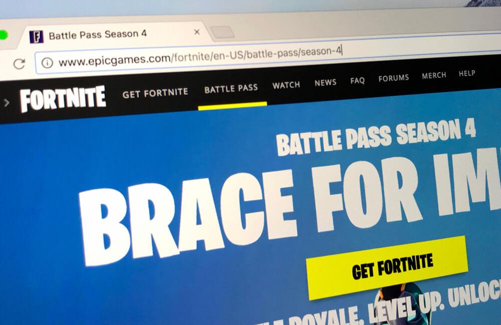 Epic Games Inc © Jarretera / Shutterstock.com