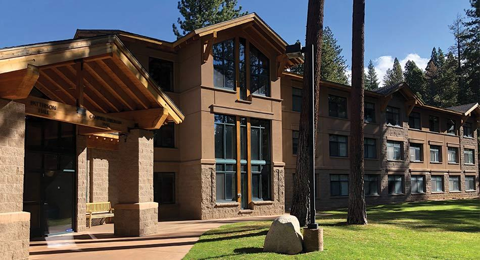 Nike Volleyball Camp in Incline Village on Sierra College Dorms  id=28834