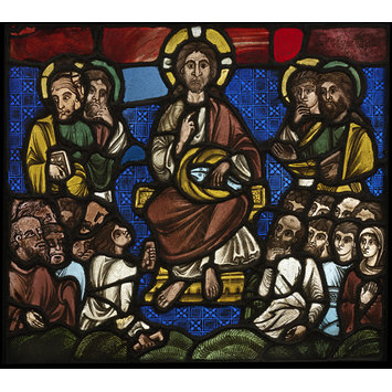 Panel - Christ Feeding the Five Thousand