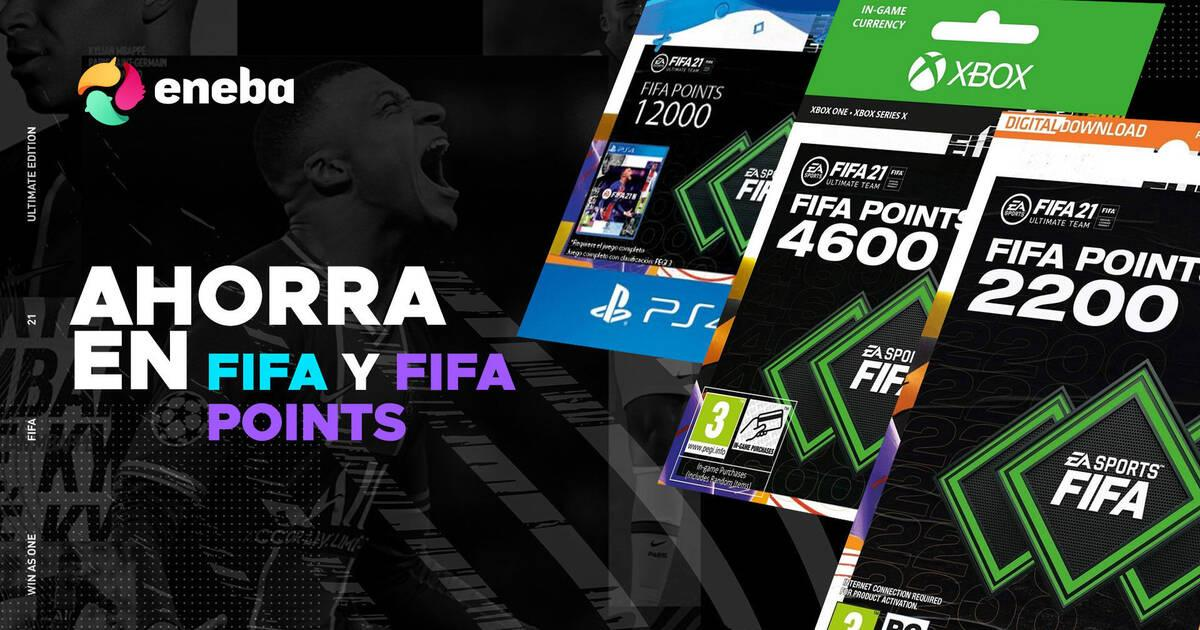 How to save on FIFA 21 and your FIFA Points for PSN, Xbox or PC