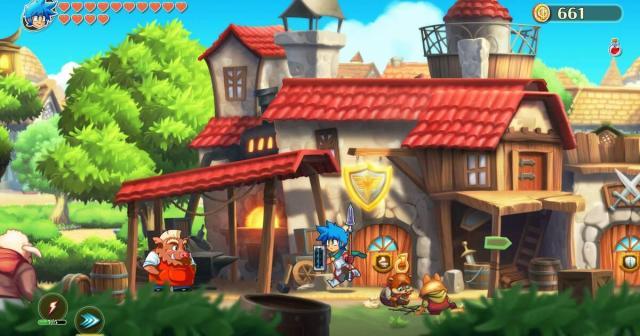Los creadores de Monster Boy and The Cursed Kingdom trabajan en un nuevo  juego - Vandal