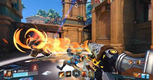 paladins champions of the realm gameplay