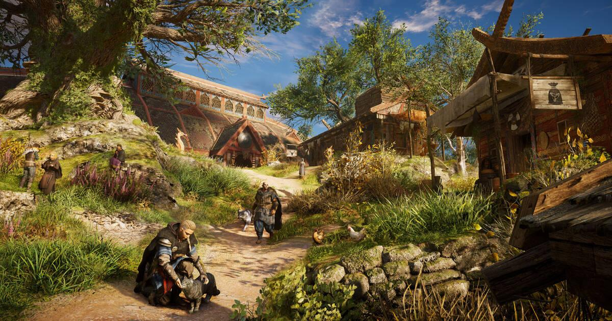 Assassin's Creed Valhalla gives more details on settlements and romances