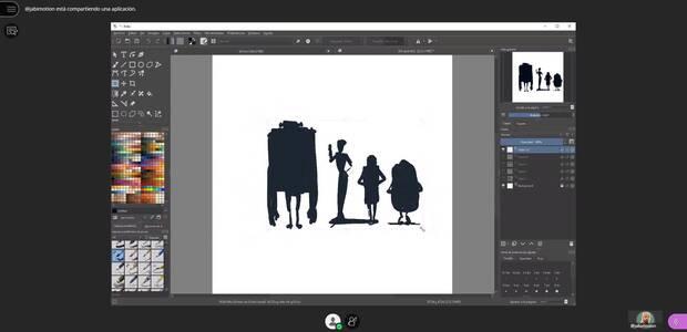 U-tad muestra cómo es el proceso de creación de personajes en un videojuego Imagen 2