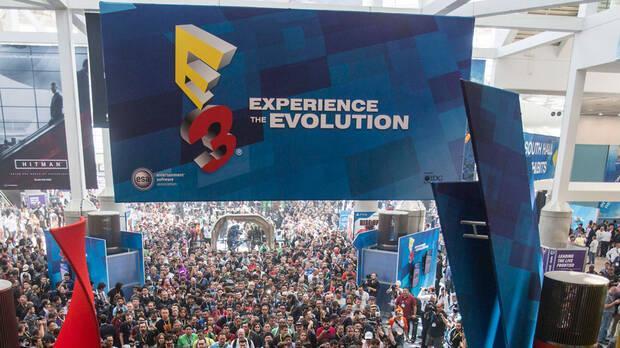 Imagen del público a las puertas del E3 2017.