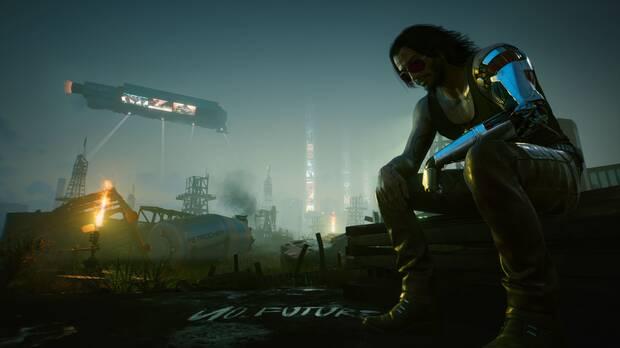 Cyberpunk 2077 parche mejoras PS4 Xbox One
