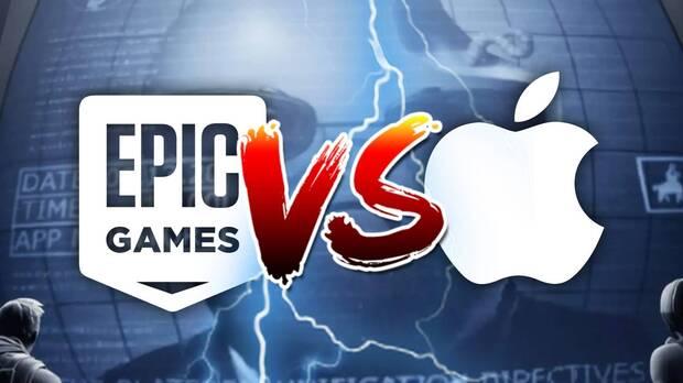 Batalla entre Epic Games y Apple
