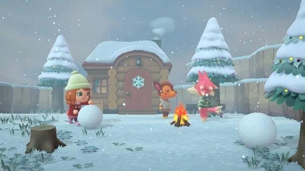 Animal Crossing: New Horizons Imagen 1