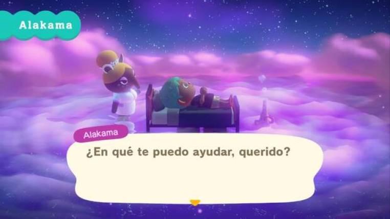Animal Crossing: New Horizons se actualiza con pirotecnia, sueños y copia de seguridad Imagen 2