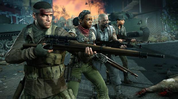 Zombie Army 4: Dead War llegará el 4 de febrero de 2020 a Xbox One, PS4 y PC Imagen 2