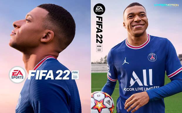 FIFA 22 carátula