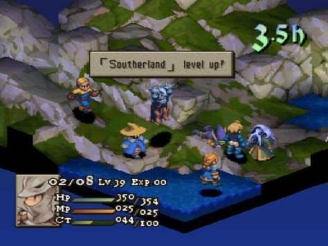 Final Fantasy Tactics 1997