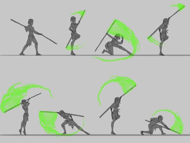Los alumnos del máster en Arte de Videojuegos de U-tad crean dos juegos con personalidad Imagen 5