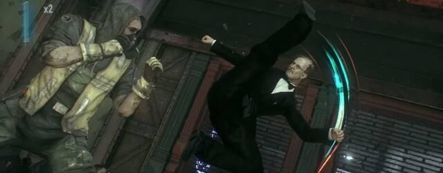 Consiguen jugar con Alfred en Batman: Arkham Knight