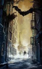 Nuevas imágenes e ilustraciones de Batman: Arkham City