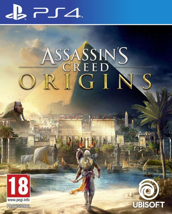 Assassin's Creed Origins: TODA la información - PS4, PC ...