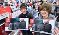 Nintendo Switch es una semana más la consola más vendida en Japón
