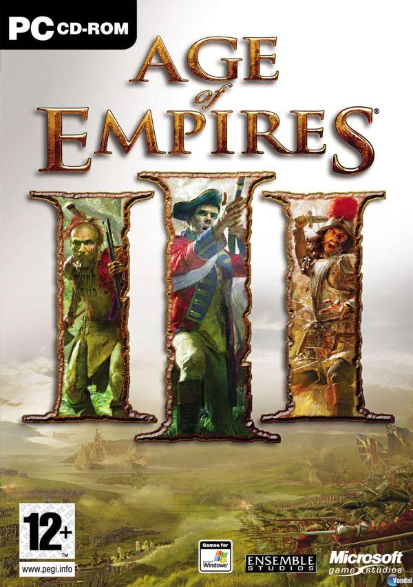 age of empires iii juego de mesa