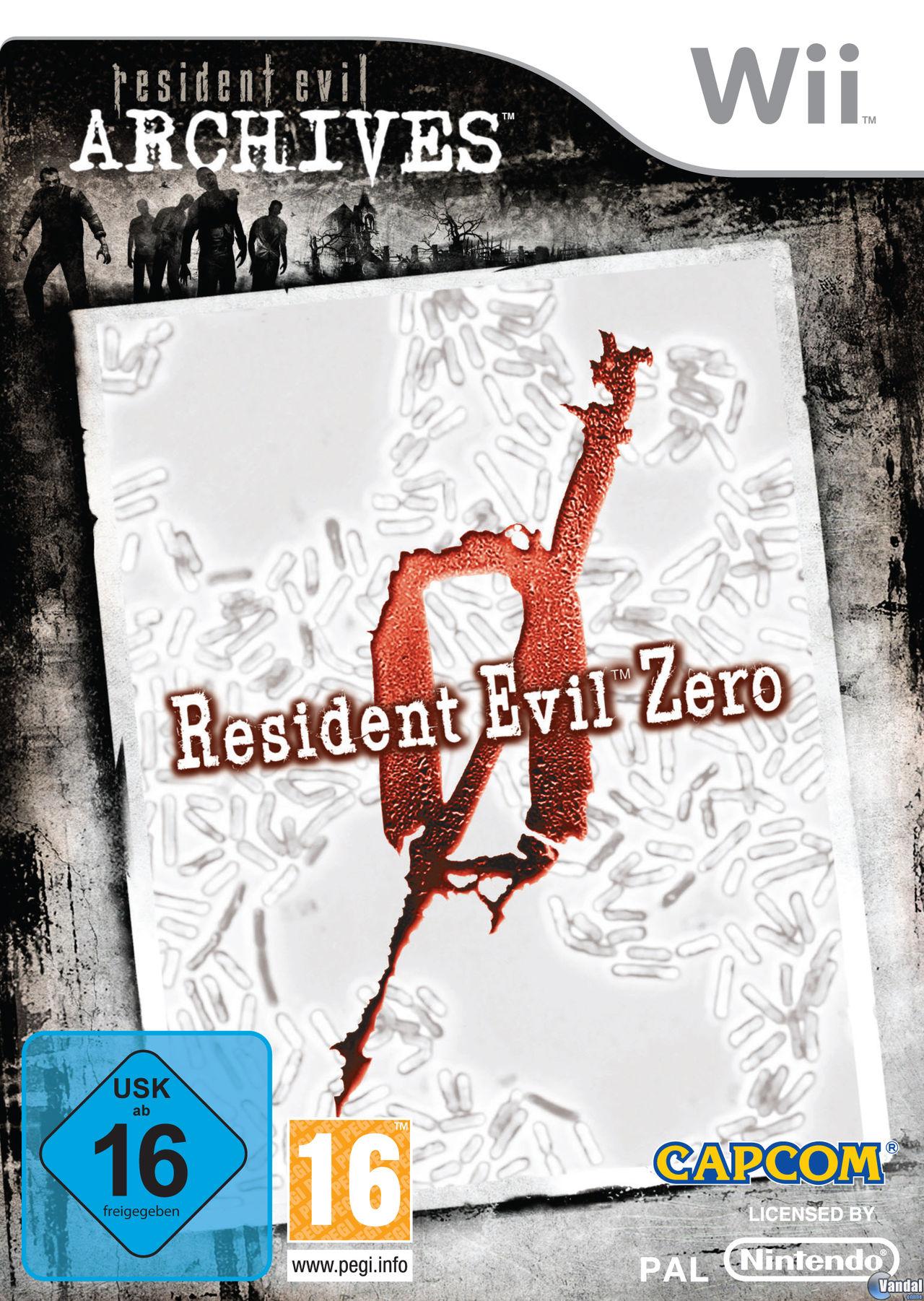 Resident Evil Zero para Wii saldrá este mes de enero