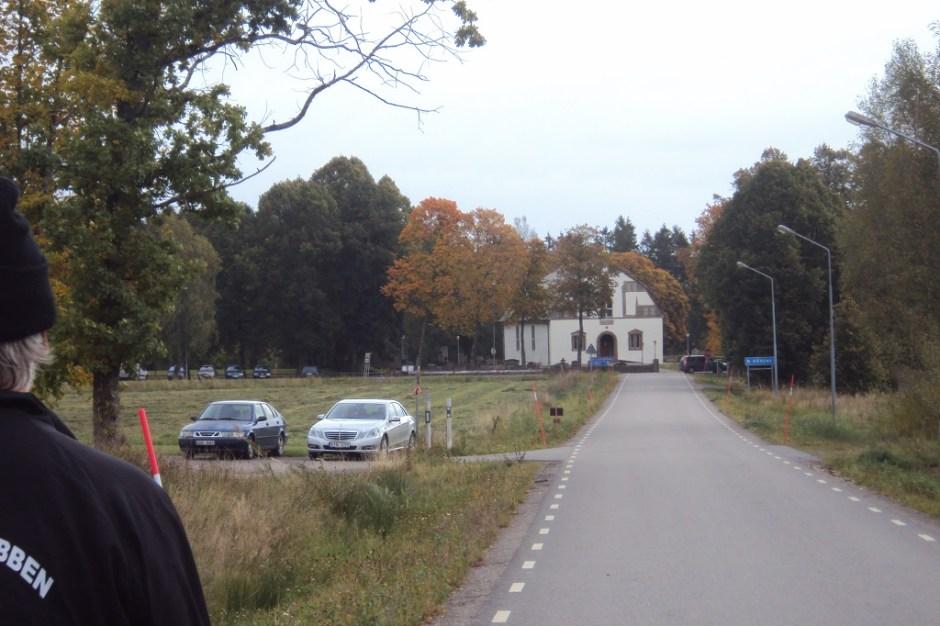 Kyrkan i N. Härene.