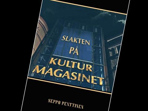 Seppo Penttinen, Slakten på Kulturmagasinet