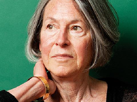 Nobelpriset i litteratur 2020, Louise Glück