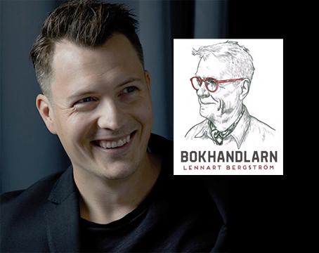 Bokhandlarn möter Jacob Lindfors