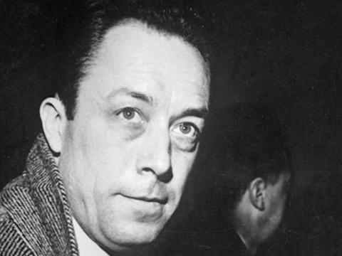 Albert Camus, Fallet