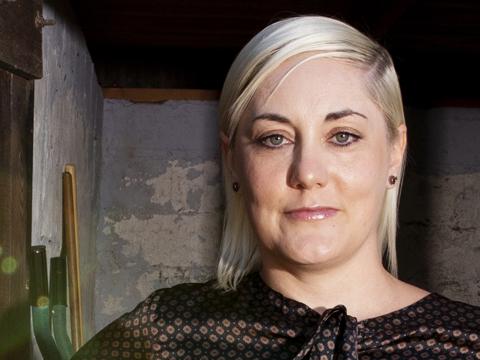 Kristina Agnér, Var inte rädd för mörkret