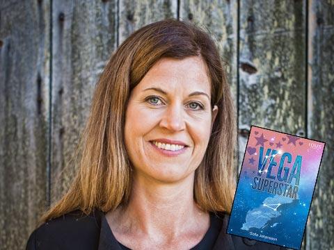 Sofia Johansson författarbild