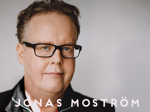 Jonas Moström, Den omänsklige