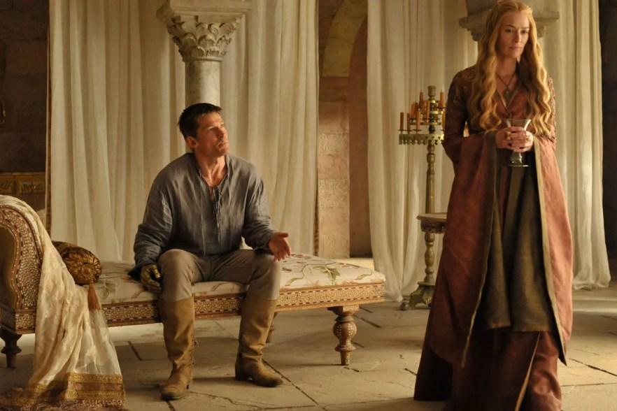 Image result for jaime lannister season 4