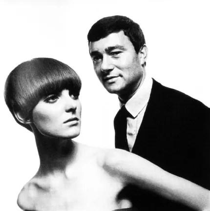 Vidal Sassoon Haircuts For Gold Hair Colour