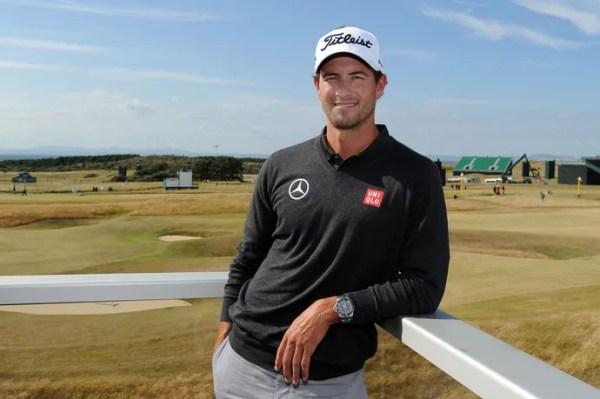 Stars & Cars: Golfer Adam Scott on Long Drivers, Semi-nude ...