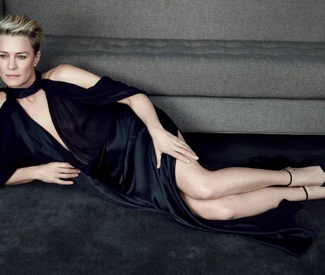 Robin Wright In New York Tom Hanks Cites Her Mysterious Presence