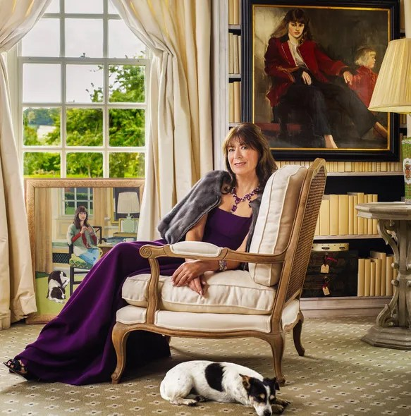 Inside The Very Charmed World Of British Noble Annabel