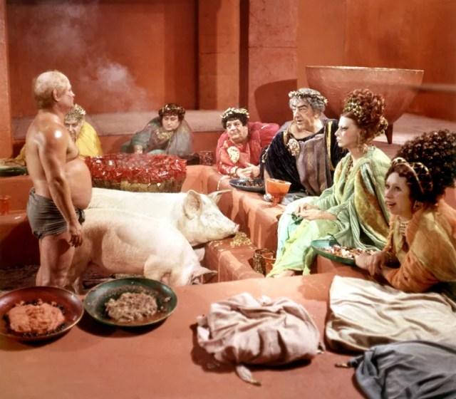 <em>Fellini Satyricon</em> (1969)