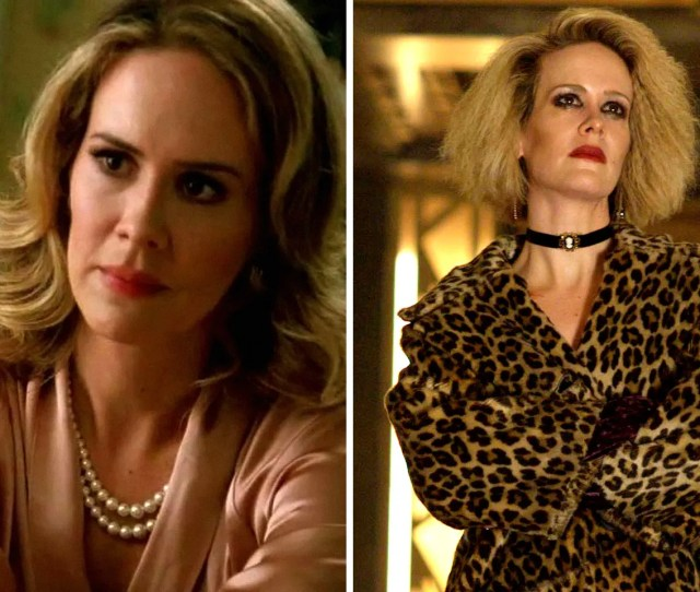 American Horror Story Just Revealed How Sarah Paulson Connects Season 1 To Season 5 In A Big Way