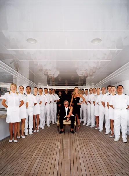 On A Booming Super Yacht Market Vanity Fair