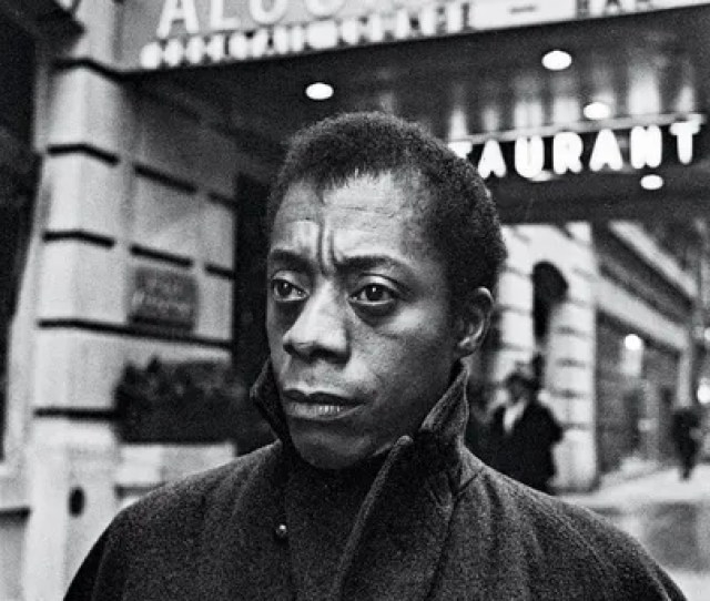 Author James Baldwin Lived At William Styrons House In  As Styron Began Writing The