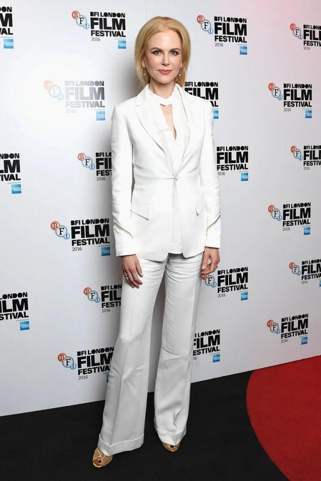 At the BFI London Film Festival (October 12, 2016)