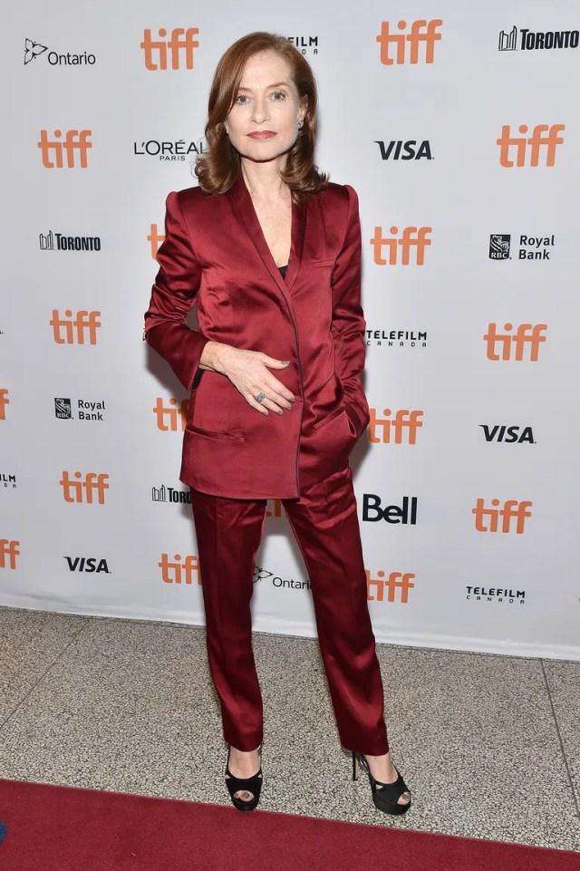 At the Toronto International Film Festival (September 9, 2016)