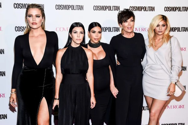 Kylie Jenner and the Kardashian Sisters Caught in ...